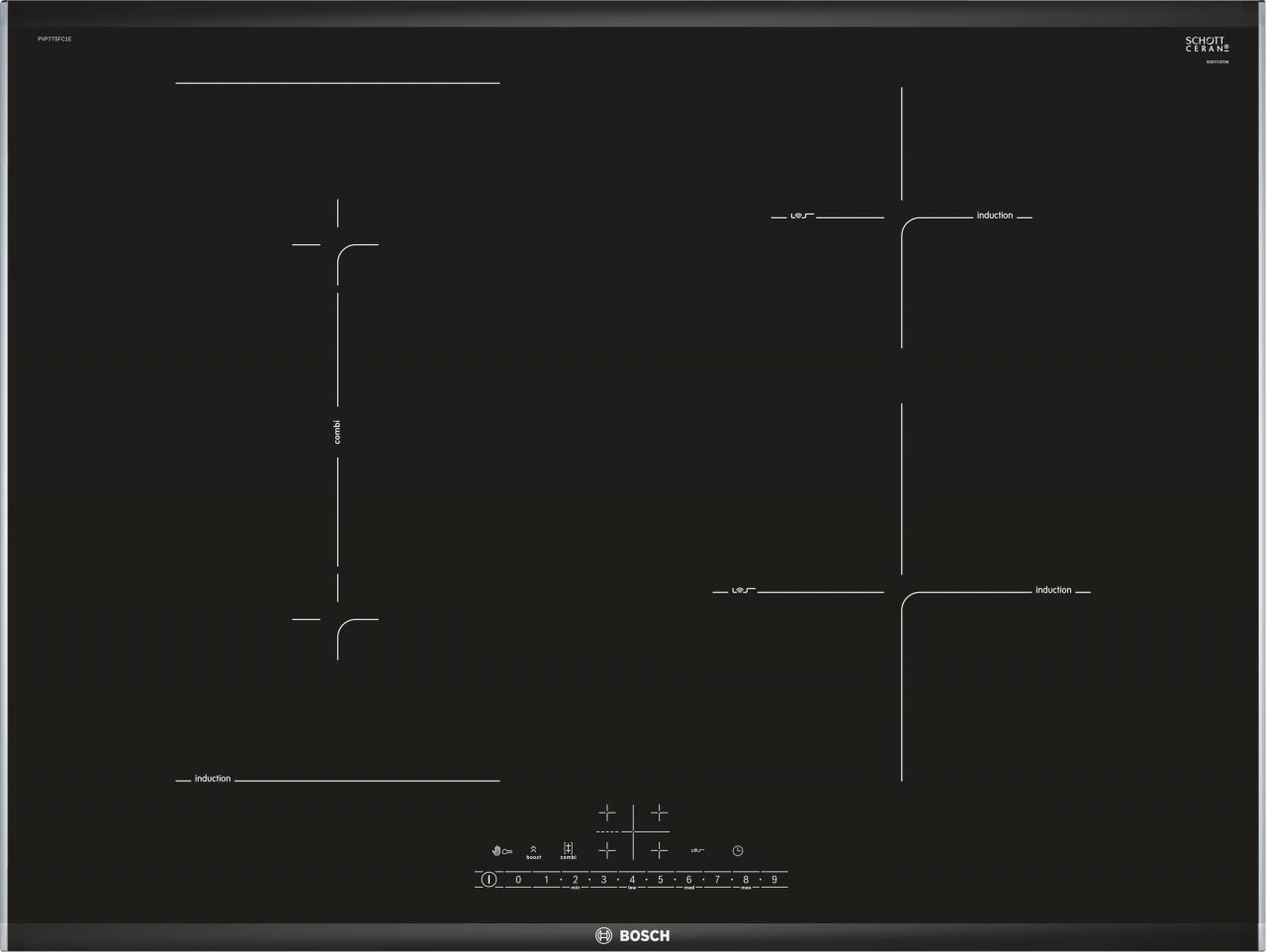 Bosch PVS775FB5E