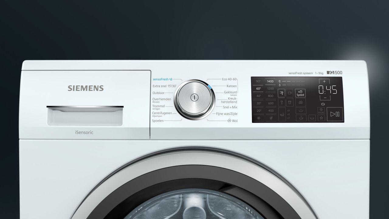 Siemens WM14UQ00NL