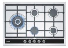 Kookplaat gas inbouw